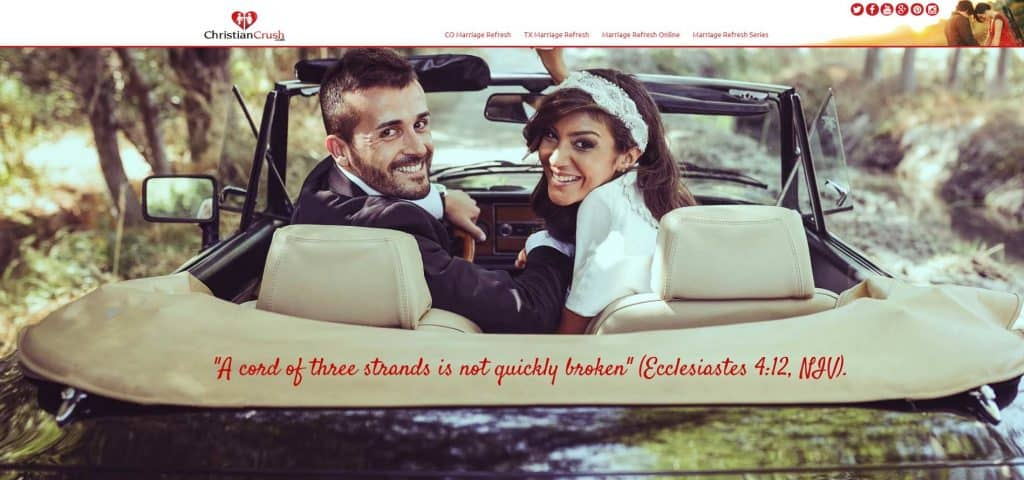 Christian Crush - free christian dating