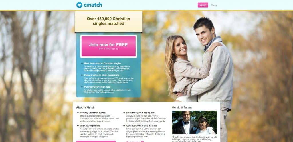 cmatch - free christian dating