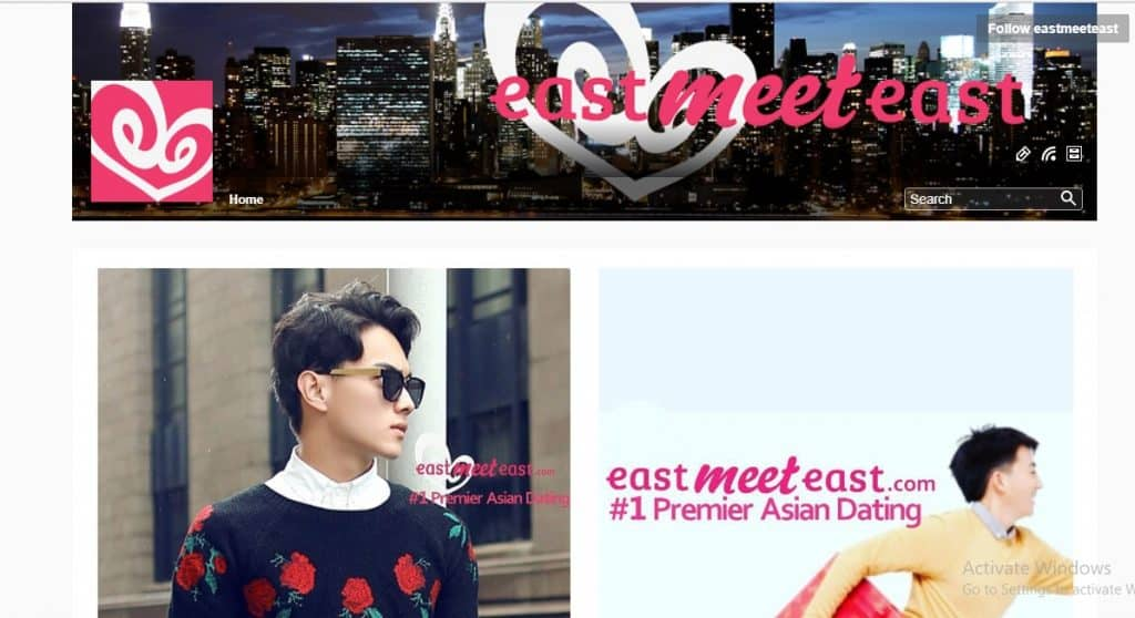 East Meet East - online dating - blog