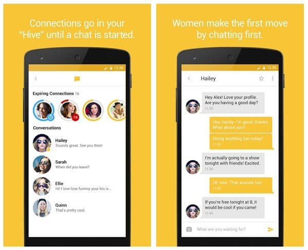 How Does Bumble Work?   Meetopolis
