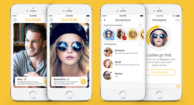 Bumble Mobile Preview