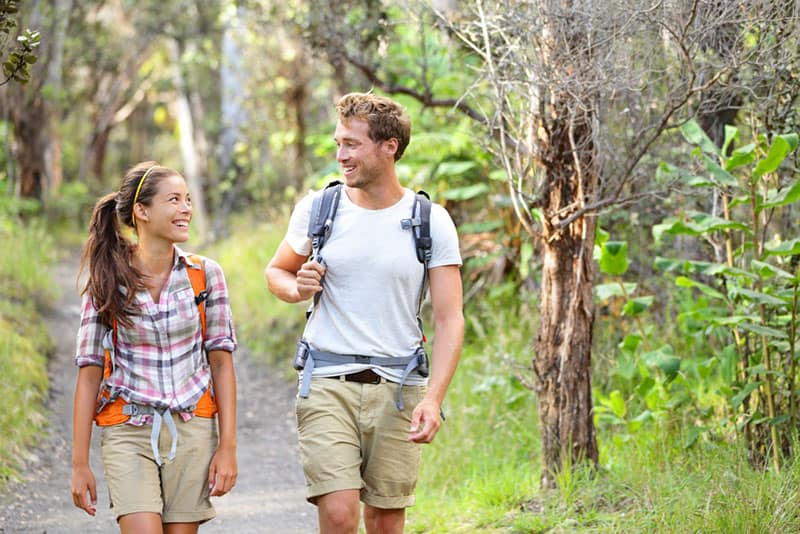 outdoorsy first date ideas