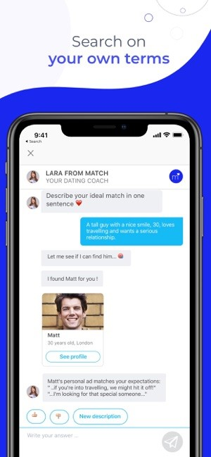 dating app for serious relationships