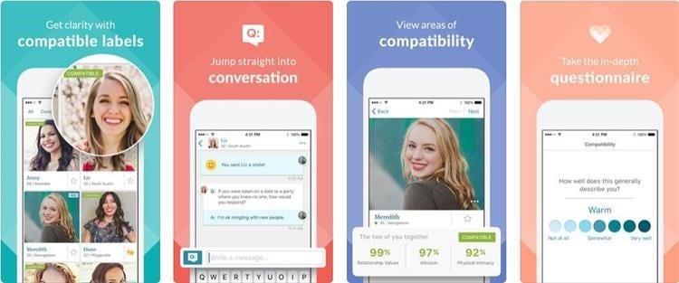 dating app for mature relationships