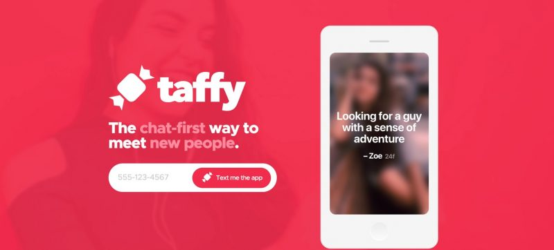 Taffy - best teen dating apps