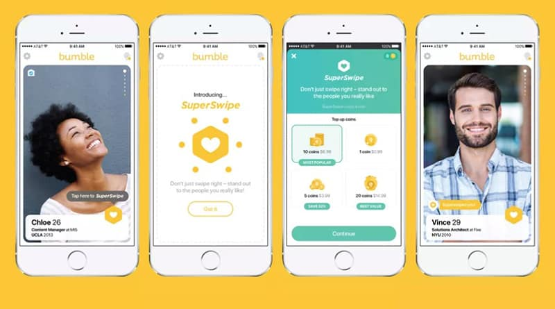 bumble dating for men
