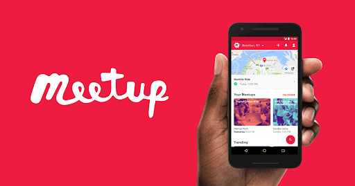 Meetup: Social and Event Networking