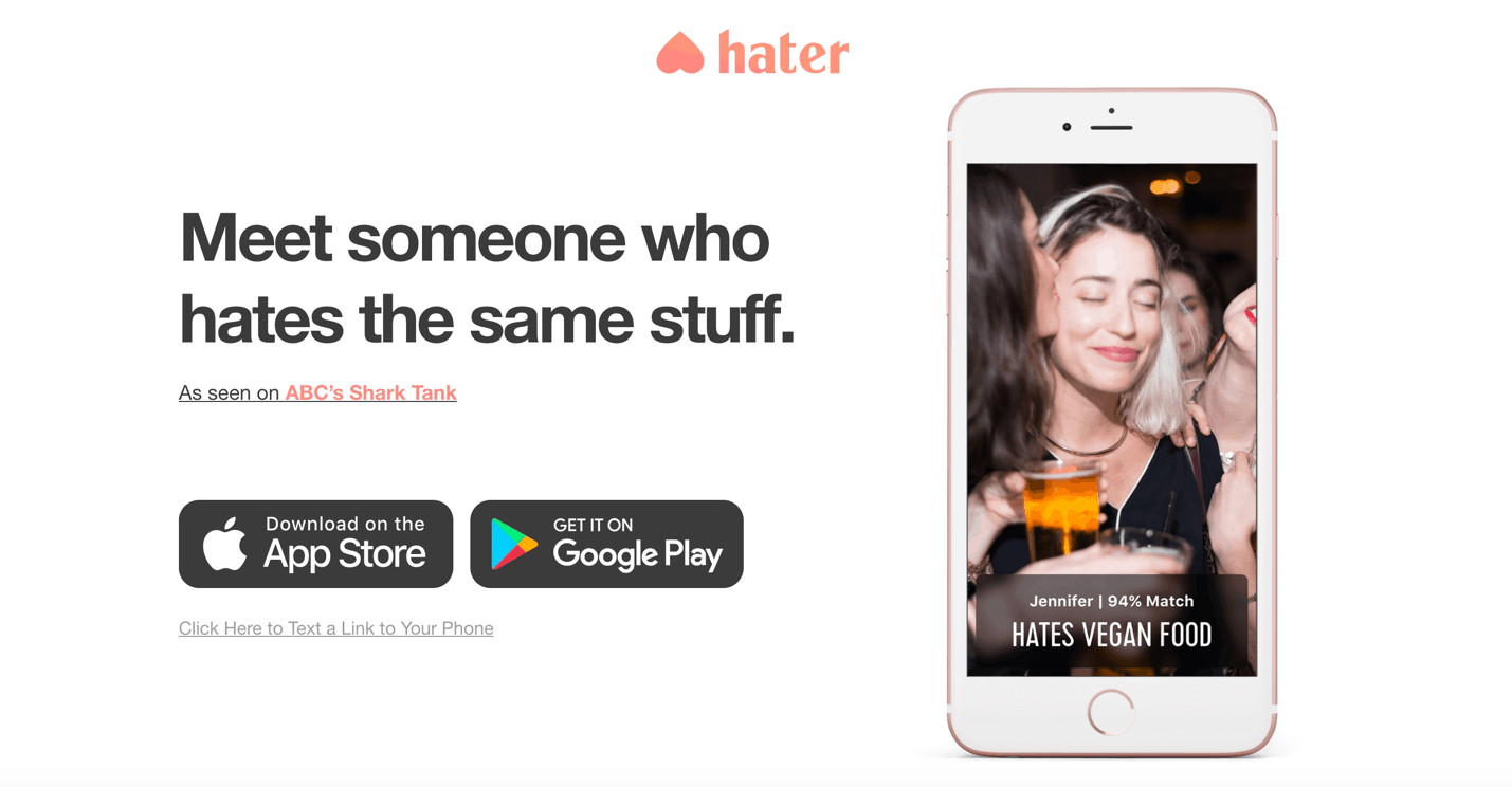 Hater Dating